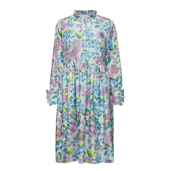 Agacia floral printed midi dress Women Clothing Baum und Pferdgarten
