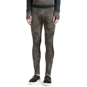 Ben tie dye print leggings Men Clothing Filippa K