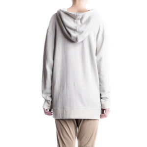 Bloom cotton oversized hoodie Women Clothing Hope