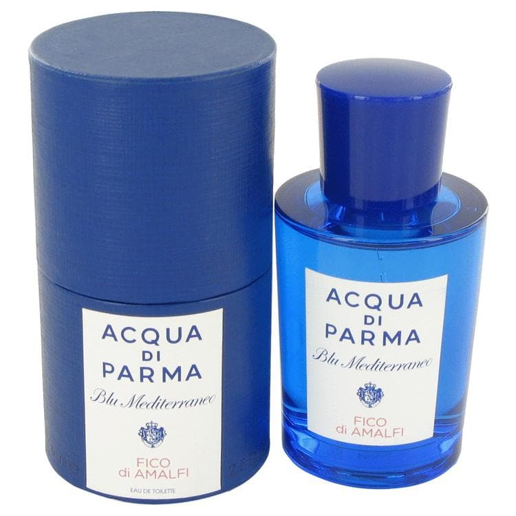 Blu Mediterraneo Fico Di Amalfi Eau De Toilette Spray By Acqua Di Parma Eau De Toilette Spray Acqua Di Parma 2.5 oz Eau De Toilette Spray