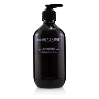 Body Cleanser - Chamomile, Bergamot & Rose 500ml Skincare Grown Alchemist