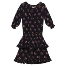 Load image into Gallery viewer, Bohemian floral printed mini dress Women Clothing ByTiMo