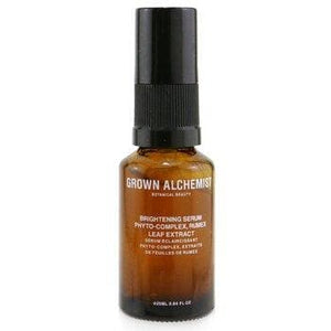 Brightening Serum With Phyto-Complex & Rumex Leaf Extract Skincare Grown Alchemist
