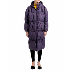Cecily padded long coat UNISEX CLOTHING Won Hundred