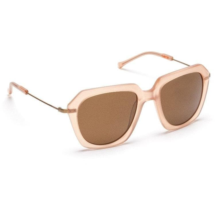 Charlie's Girl square frame acetate and rose gold tone sunglasses ACCESSORIES Kaibosh O/S