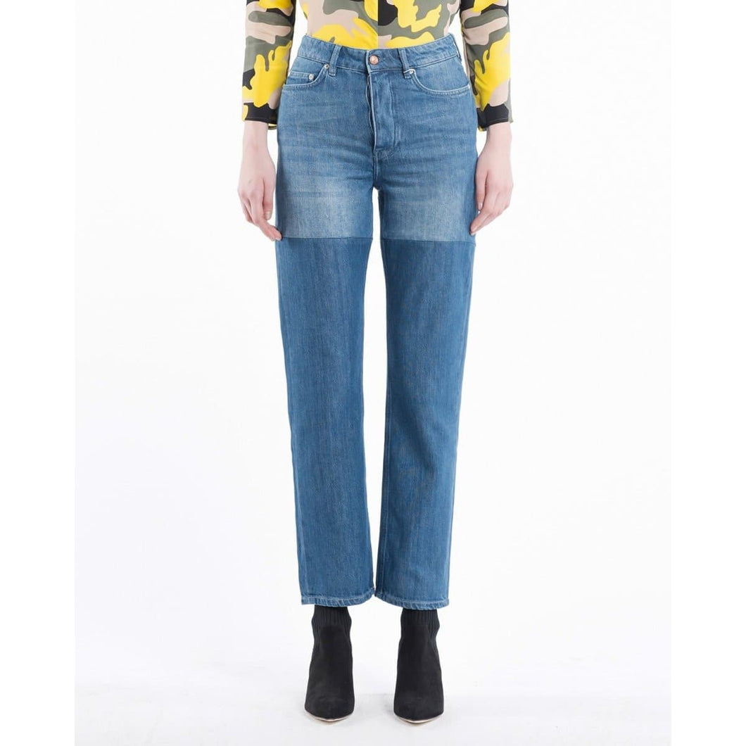 Dita panel straight leg jeans Women Clothing Won Hundred 27