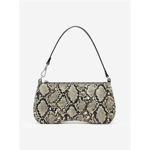 EVA snake effect vegan leather tote Women bag JW PEI