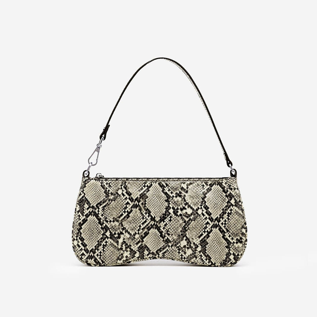 EVA snake effect vegan leather tote Women bag JW PEI Multi