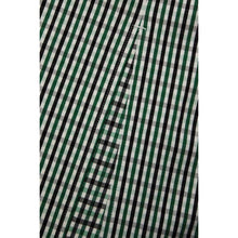 Load image into Gallery viewer, Farina cotton checkered slit midi skirt Women Clothing Designers Remix