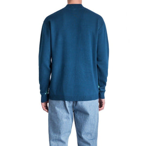Gavin cotton crew neck sweater Men Clothing Won Hundred