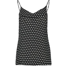 Load image into Gallery viewer, Hiro polka dot cami Women Clothing Just Female