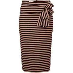 Jalyn stripe knitted pencil skirt Women Clothing Baum und Pferdgarten
