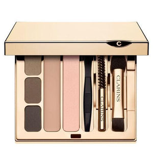 Kit Sourcils Pro Perfect Eyes & Brows Palette Makeup Clarins