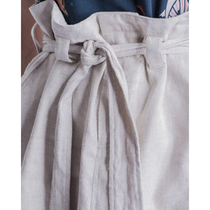 Krissy linen a-line skirt Women Clothing Hope