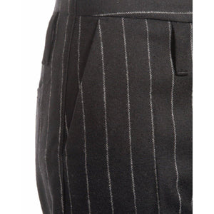 Law wool mix striped trouser Women Clothing Hope 34