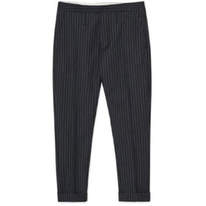 Law wool mix striped trouser Women Clothing Hope