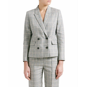 Linn wool mix double breasted blazer Women Clothing House of Dagmar