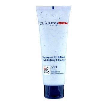 Men Exfoliating Cleanser Skincare Clarins