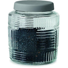 Load image into Gallery viewer, Nanna Ditzel Grey Lid Storage Jar Home Accessories Rosendahl O/S