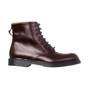 Night leather lace up boots MEN SHOES Whyred