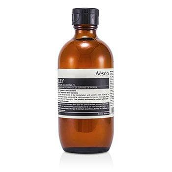 Parsley Seed Facial Cleansing Oil 200ml Skincare Aesop