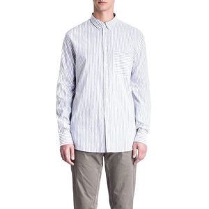 Peter cotton stripe shirt Men Clothing Filippa K S
