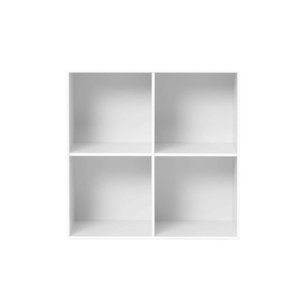 SHOW 1112 Storage Unit furniture Montana New White