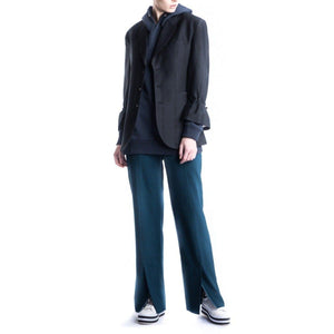 Sweep wide leg trouser Women Clothing Hope
