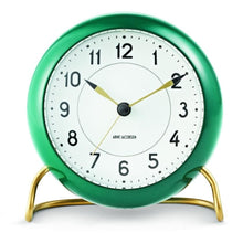 Load image into Gallery viewer, Table Station Table Clock with alarm Home Accessories ARNE JACOBSEN