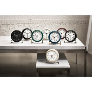 Table Station Table Clock with alarm Home Accessories ARNE JACOBSEN