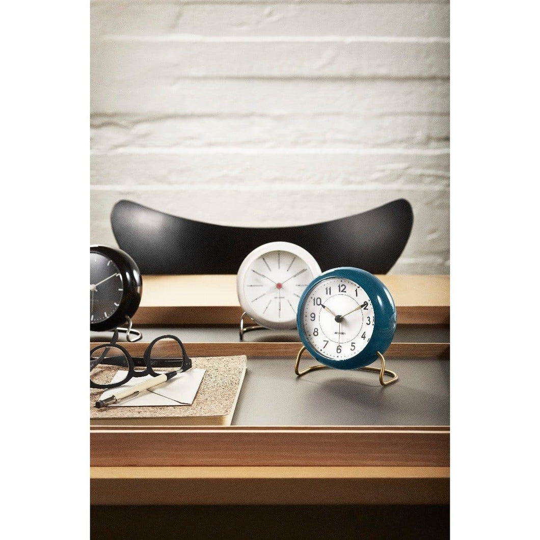 Table Station Table Clock with alarm Home Accessories ARNE JACOBSEN O/S