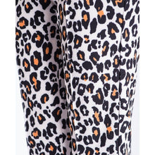 Load image into Gallery viewer, The Fire leopard printed cropped flare trouser Women Clothing FWSS