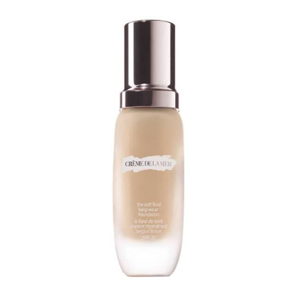 The Soft Fluid Long Wear Foundation SPF 20 - # 01/ 100 Porcelain Makeup La Mer