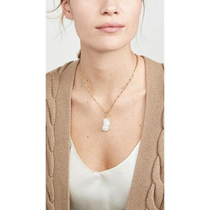 White Pearl Necklace Women Jewellery Chan Luu
