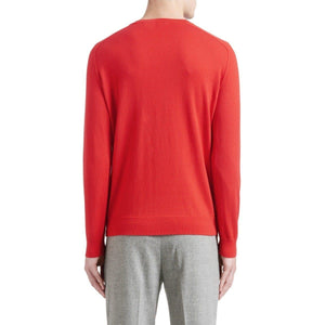 wool mix round neck sweater Men Clothing Filippa K