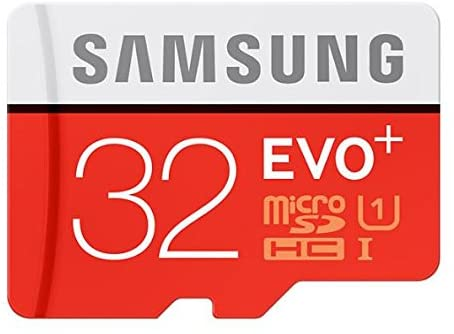 Samsung EVO+ SD Card
