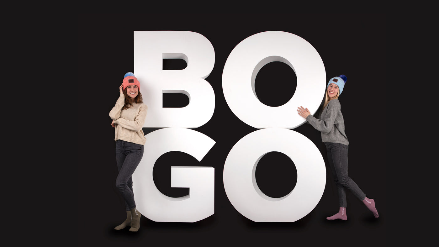 BOGO Day FAQ