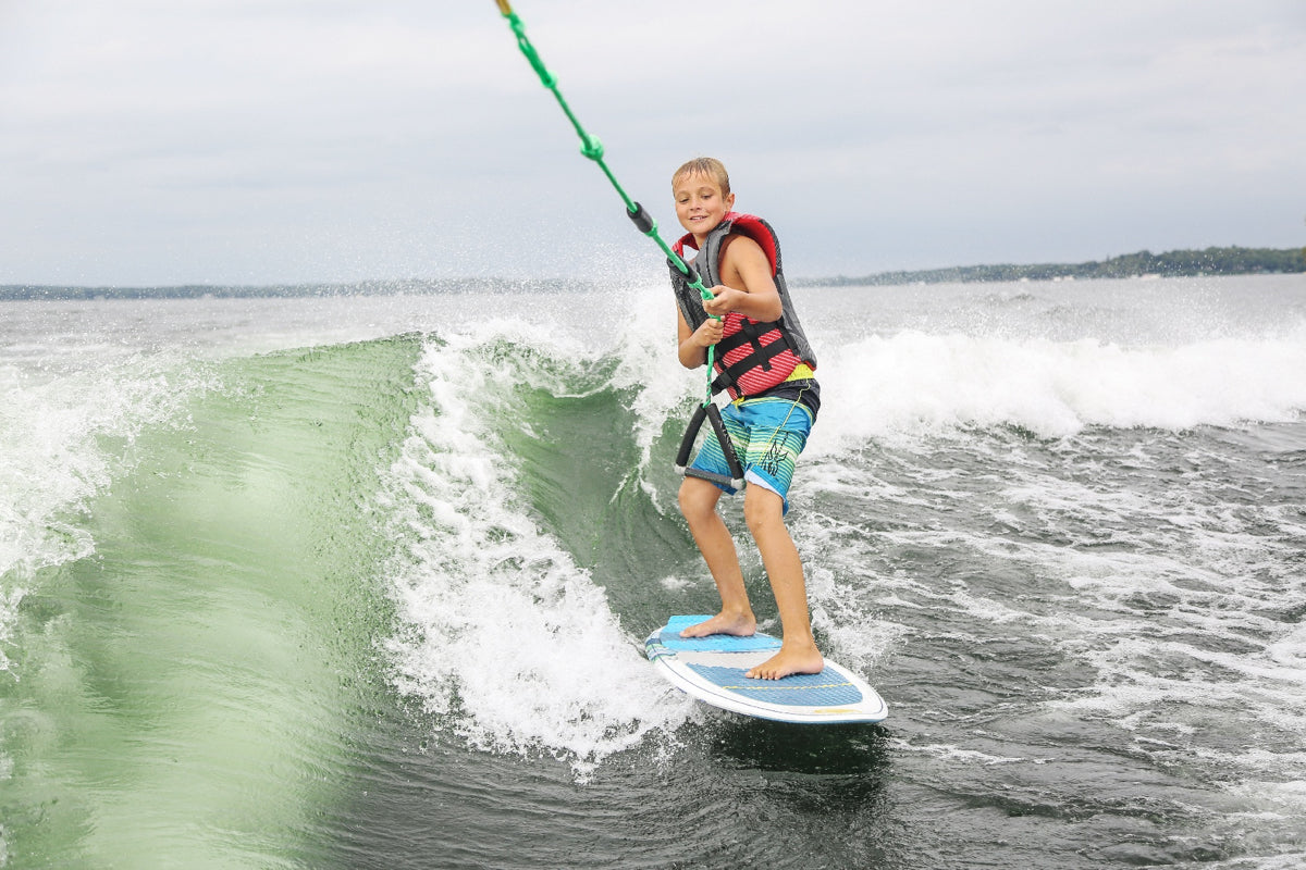 CARTER'S WAKEBOARDING ADVENTURE