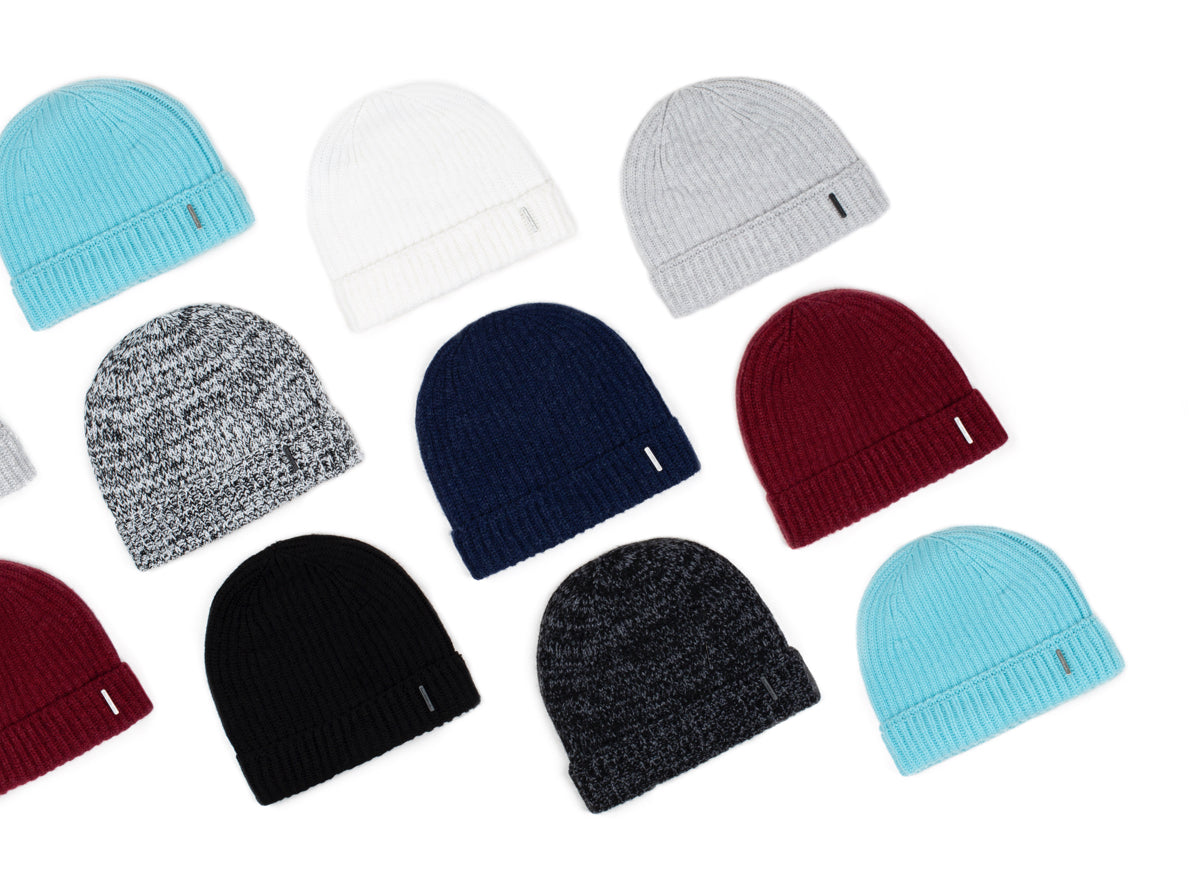 Love Your Melon - beanie grid