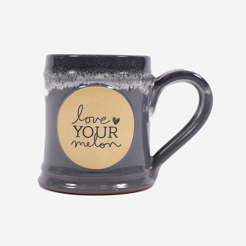 Charcoal Love Your Melon Mug