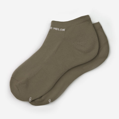 Olive Classic Ankle Socks