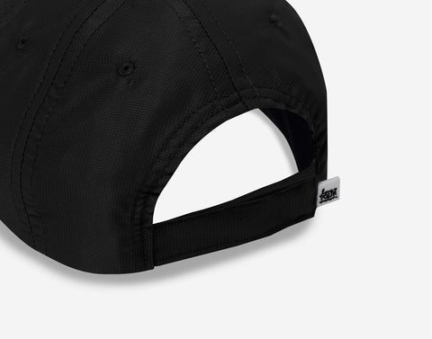 Black Athletic Cap