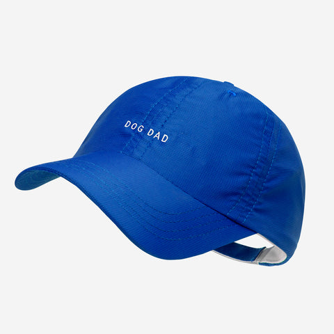 Blue Dog Dad Athletic Cap