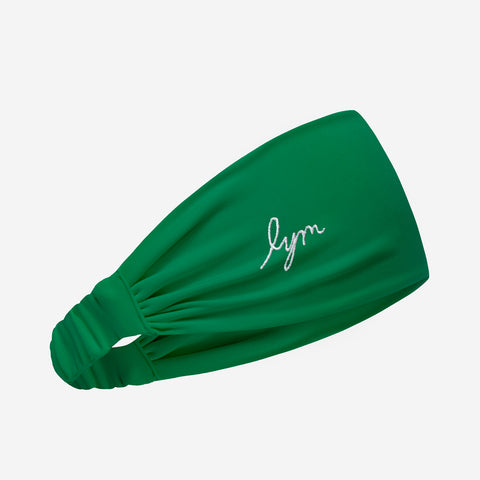 Kelly Green Athletic Headband