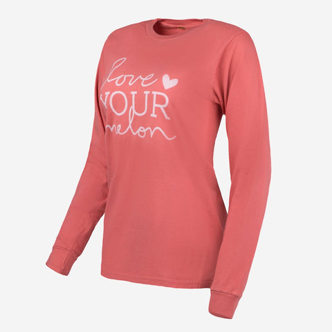 Nantucket Red Classic Long Sleeve-Apparel-Love Your Melon