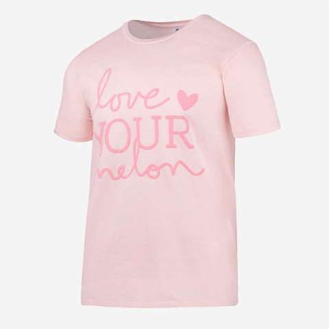 Blush Classic Tee-Apparel-Love Your Melon