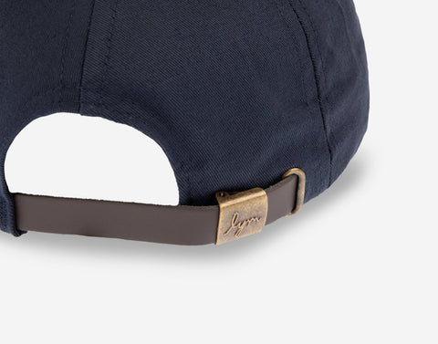 Navy Cap - Cursive Logo-Cap-Love Your Melon