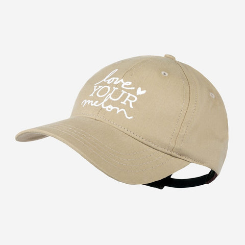 Khaki Crew Cap-Crew Cap-Love Your Melon
