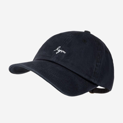 Black Washed Denim Cap-Cap-Love Your Melon