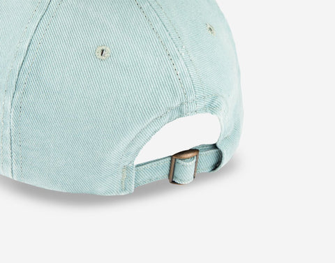 Sea Glass Washed Denim Cap-Cap-Love Your Melon